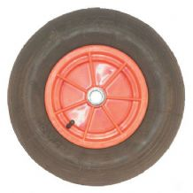Wheel with tyre 400x100
